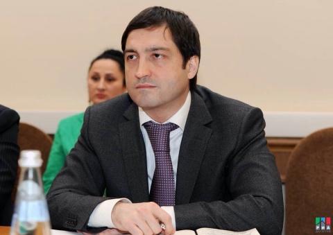 Вице-премьер Дагестана Артур Сибеков отправлен вотставку