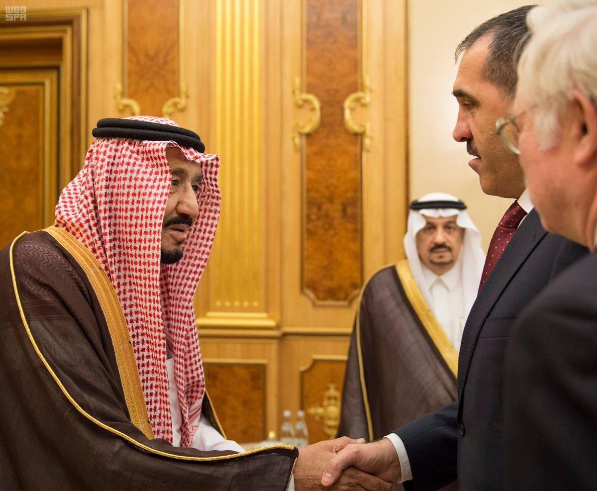 В Российскую Федерацию приедет монарх Саудовской Аравии