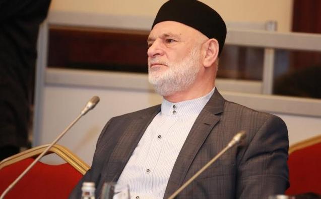 Муфтий Северной Осетии Хаджимурат Гацалов