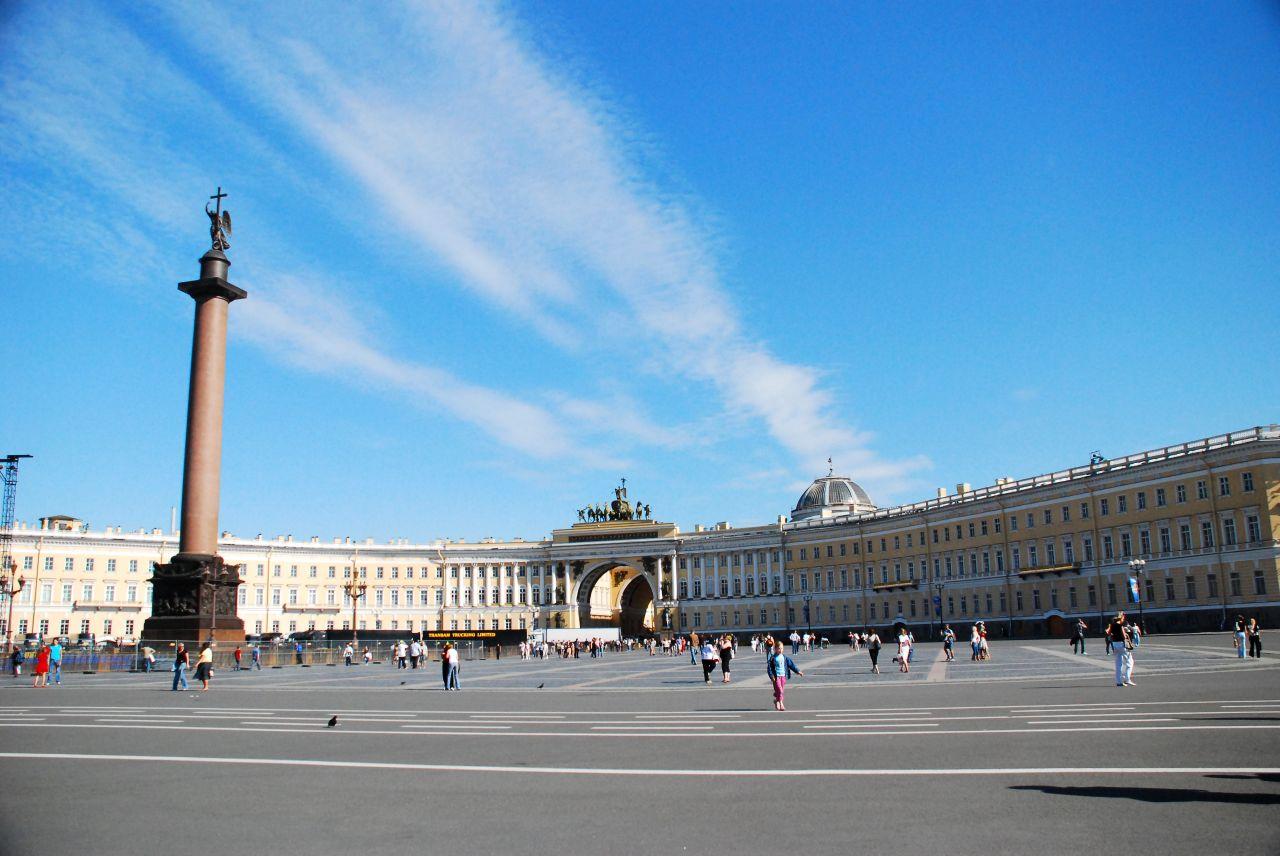 Блеск и великолепие Санкт-Петербурга