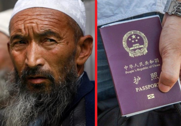 Власти Китая вынудили граждан Синьцзяна сдать паспорта вполицию