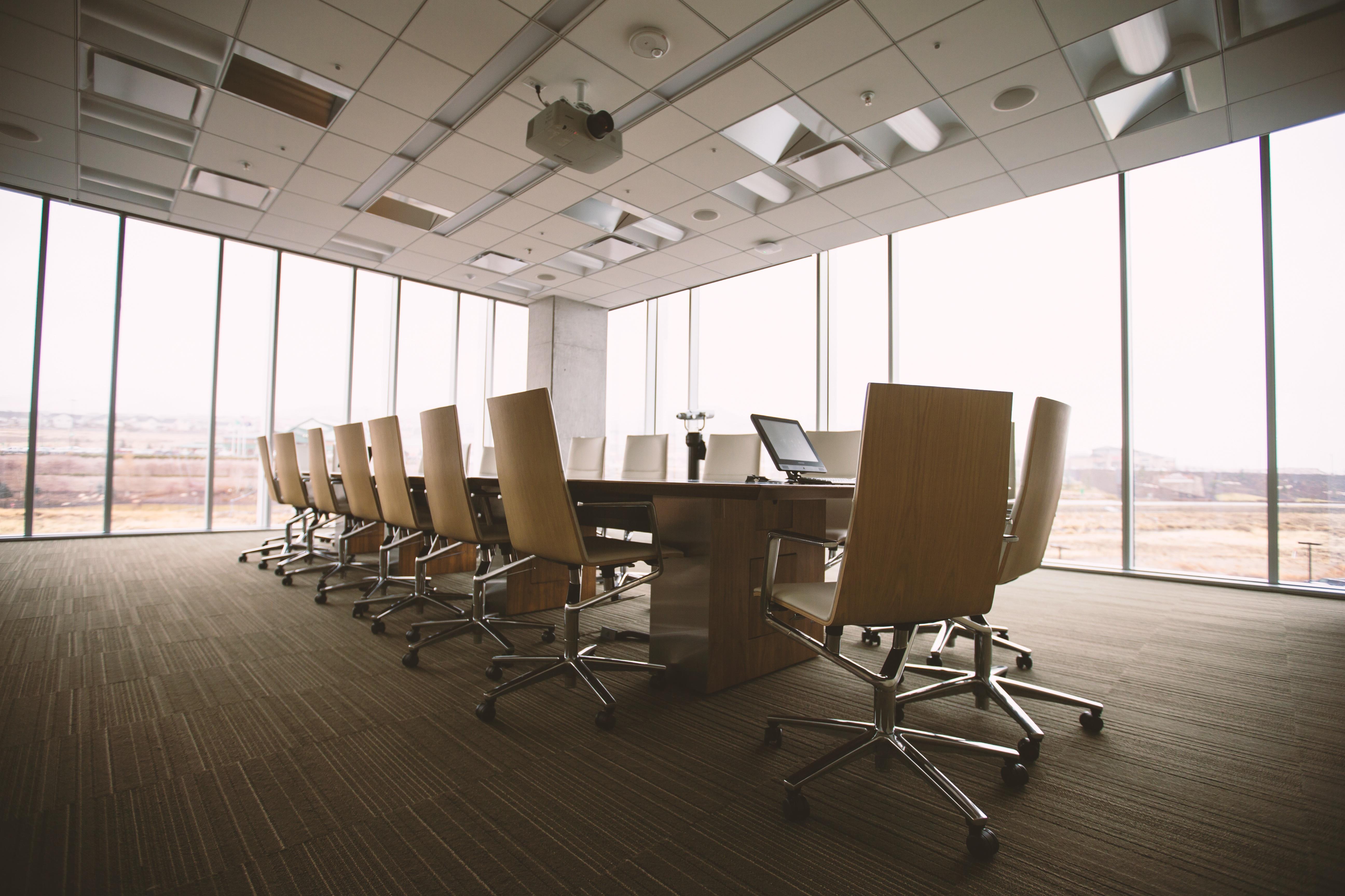 Основные категории офисных зданий