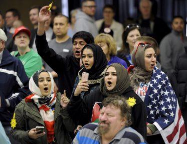 За Трампа голосовали противники ислама — эксперт