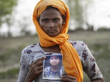 Реакция Запада на массовую гибель мусульман рохинья