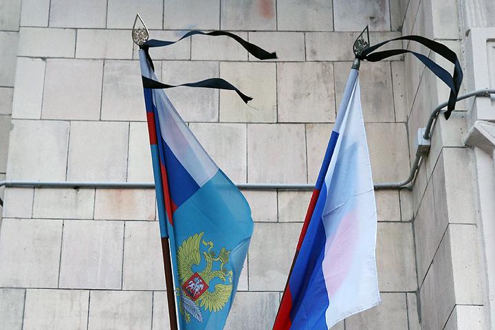 В столице России найден мертвым работник МИДРФ