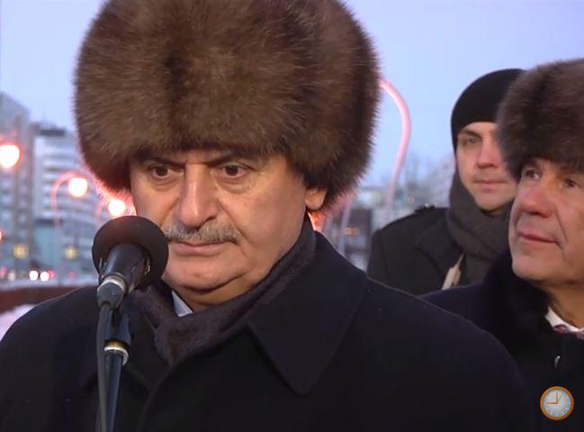 Бинали Йылдырым в Казани