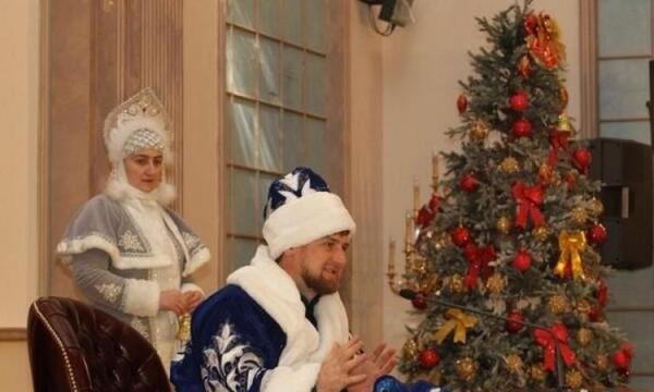 Рамзан Кадыров и «Снегурочка»