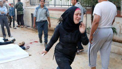 Шейх предложил сирийкам защищать свою честь до смерти вместо суицида