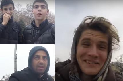 Гей парни с кавказа видео