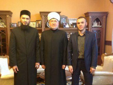 Ювенальная юстиция заинтересовалась детьми заммуфтия Мордовии