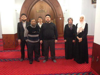 Исламский банк развития ознакомился с опытом работы Закабанной мечети
