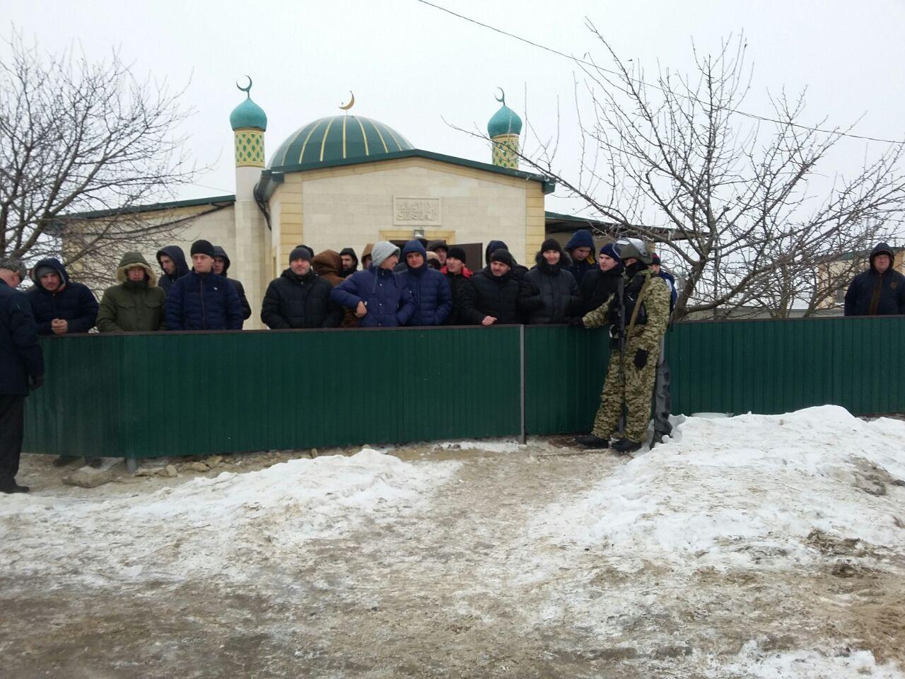 Мечеть в Калмыкии