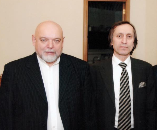 Г.Джемаль и А.Джабиев