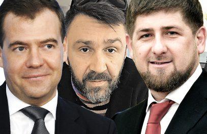 Медведев, Шнур и Кадыров – короли мемов-2016
