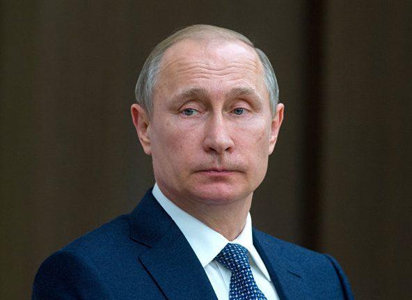 Путин: ответом наубийство русского посла будет усиление борьбы стеррором