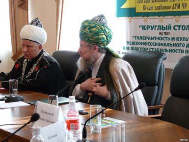Таджуддин обвинил новый муфтият во главе с Кргановым в «бесстыдстве»