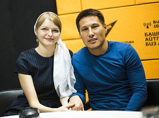 Принявшая ислам латышка стала звездой в Киргизии (ФОТО)