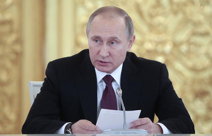 Путин согласился уменьшить российское военное присутствие вСирии