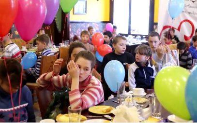 Дети-инвалиды Казани поучаствовали в мавлиде (ВИДЕО)