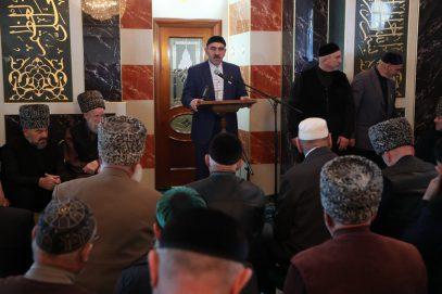 Евкуров, упразднивший муфтият Ингушетии, сам выступил в роли муфтия