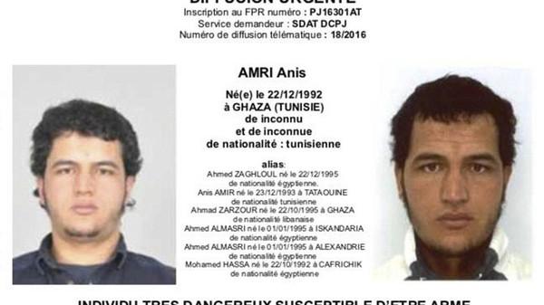 Подозреваемый всовершении Берлинского теракта убит вМилане— Corriere della Sera