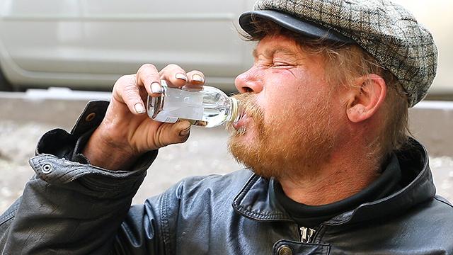 Лосьон - один из самых популярных напитков в России