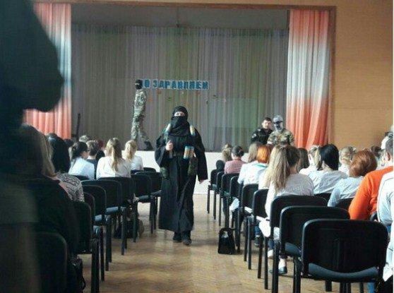 Учение в медучилище