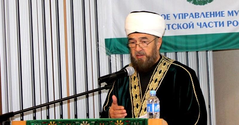 Муфтий Аширов: «мой религиозный долг диктует мне хотя бы не соглашаться с несправедливостью»