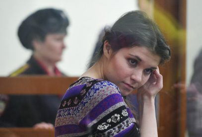 Оглашен приговор Карауловой