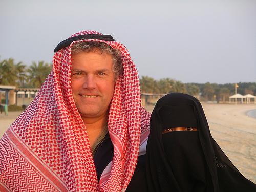 Что придется сделать инородцу ради женитьбы на саудийке
