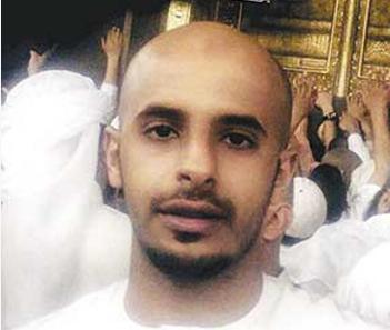 Саиф аль-Амири во время хаджа