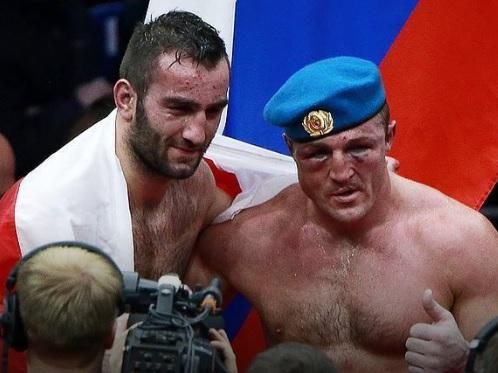 Головкин: Впоединке Гассиев— Лебедев победил сильнейший