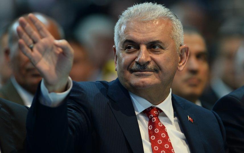 Турецкий премьер выразил надежду наотмену виз сРоссией