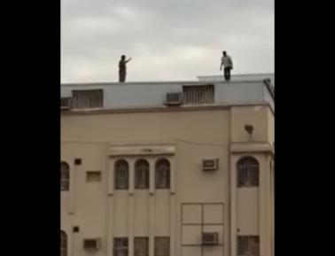 В Саудовской Аравии Всевышний дал самоубийце второй шанс (ВИДЕО)