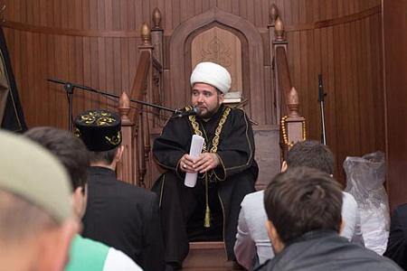 Арабское порно в мечети