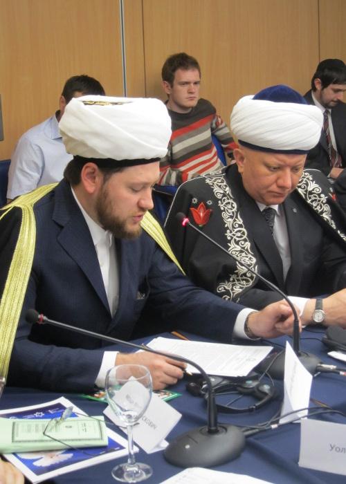 Новое поколение муфтиев: Дамир Мухетдинов и Альбир Крганов