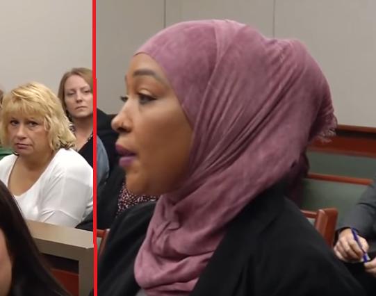 Зверски избитая мусульманка потрясла суд своими словами (ВИДЕО)