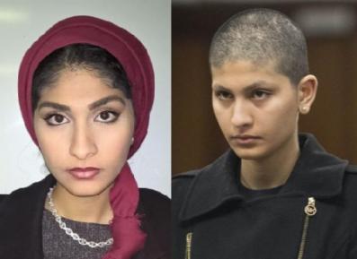 Непослушная дочь египтянина предстала перед судом за бурную фантазию