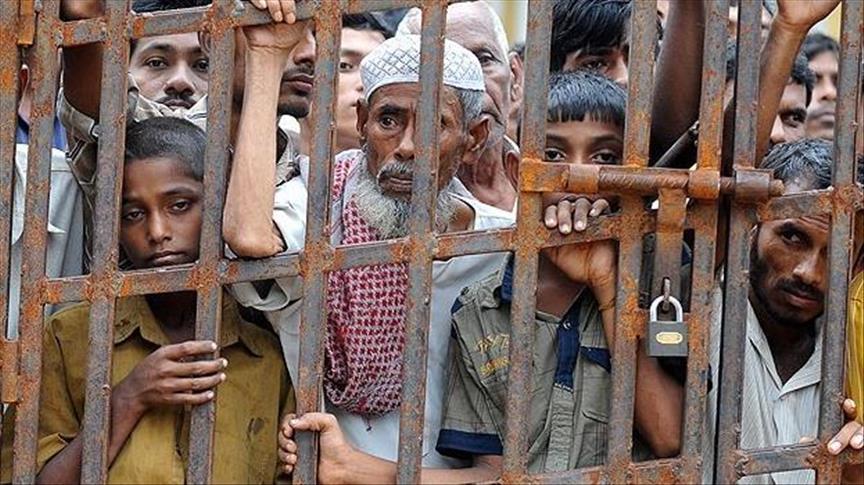Мусульмане-рохингья