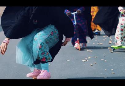 Этот ролик сломает ваше представление о саудовских женщинах (ВИДЕО)