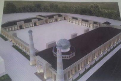 На родине нового президента Узбекистана началась символическая стройка