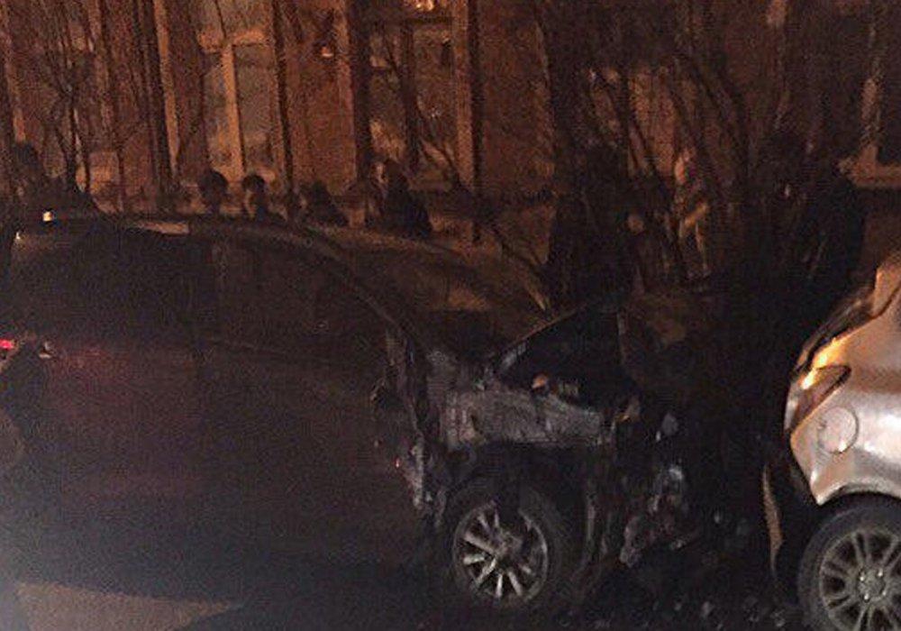 Нетрезвый священник вРостове-на-Дону спровоцировал ДТП сучастием 7-ми машин