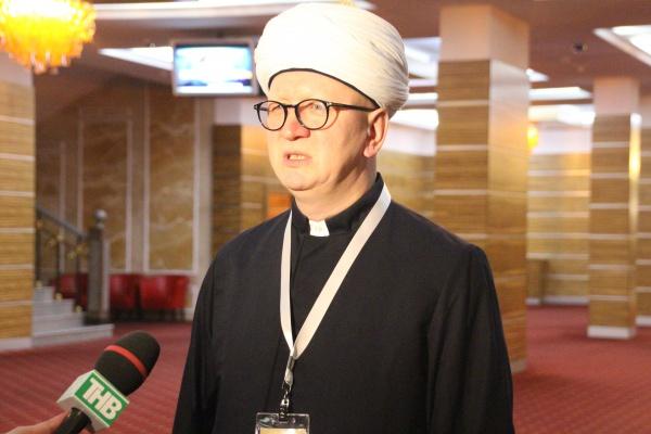 Муфтий Салман опроверг заявление Силантьева об авторстве церковного пособия