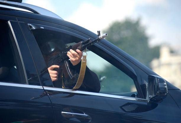 В столице России схвачен мужчина, стрелявший изавтомата наЛенинградском шоссе