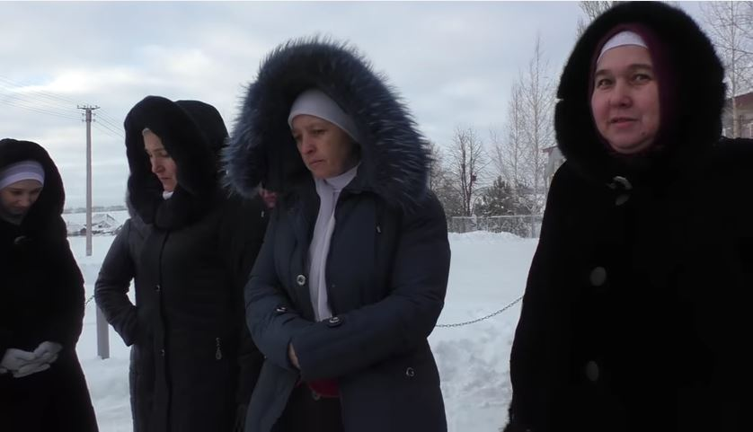 Педагоги села Белозерье