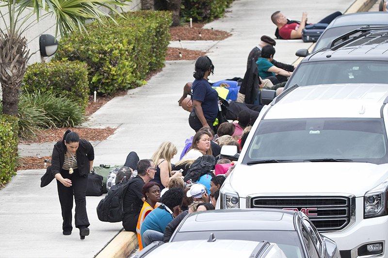 Американский ветеран Ирака устроил бойню во Флориде