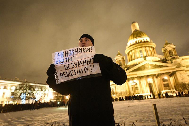 Петербург останется собственником здания Исаакиевского храма