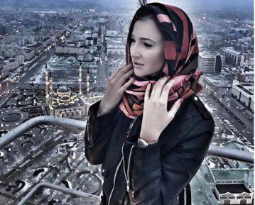 Телеведущая «Дом-2» отрекламировала хиджаб