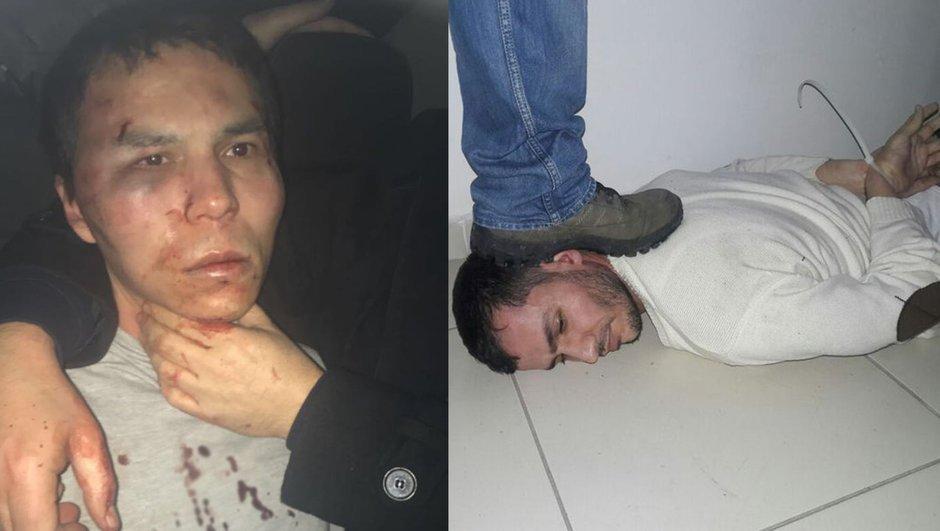 Милиция задержала мужчину, расстрелявшего гостей ночного клуба— Теракт вСтамбуле