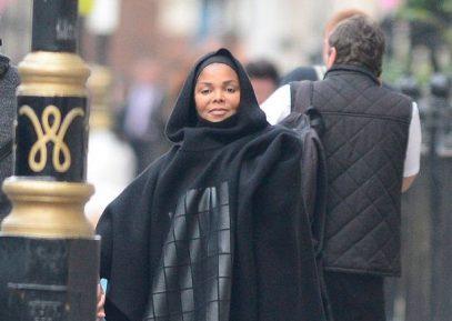 У принявшей ислам Джанет Джексон произошло главное событие в жизни